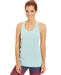 Ideology Essential Racerback Performance Tank Top Mint Moment