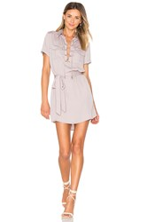 L'academie The Safari Dress Pink
