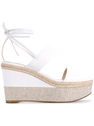 Paul Andrew Heizer Sandals White