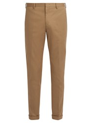 Paul Smith Cotton Chino Trousers Beige