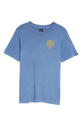 Vans Men's California Classic Co. Overdye T Shirt Delft
