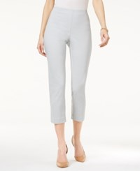 Styleandco. Style Co. Pull On Capri Pants Only At Macy's Misty Harbor