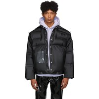 Eytys Black Zephyr Jacket