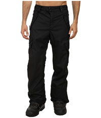 686 Authentic Smarty Cargo Pant Tall Black Men's Outerwear