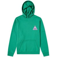 Palm Angels Icon Hoody Green
