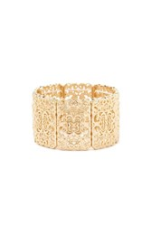 Forever 21 Filigree Stretch Bracelet