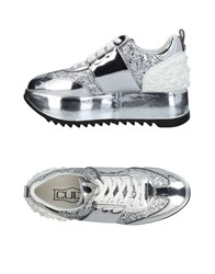 Cult Sandals Silver