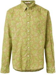 Gant Rugger Make Believe Sezo Shirt Green