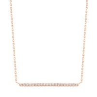 Vanrycke Medellin Diamants Necklace