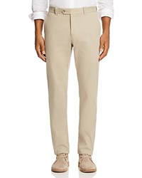 Bloomingdale's The Men's Store At Chino Slim Fit Pants 100 Exclusive Stone