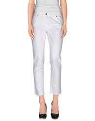 Henry Cotton's Denim Denim Trousers Women Sand