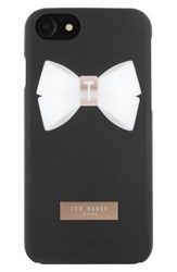 Ted Baker London Pomio Bow Iphone 6 6S 7 Case Black