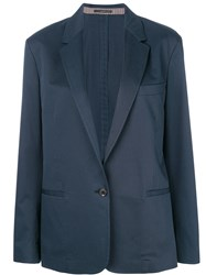 Paul Smith Tailored Blazer Blue
