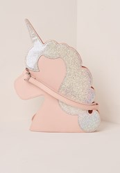 Missguided I'm Really A Unicorn Gift Bag Multi