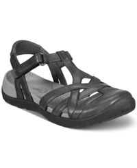 Bare Traps Fayda Outdoor Sandals Women's Shoes Black