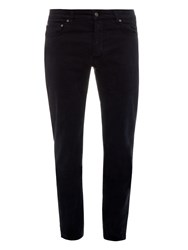 Bottega Veneta Slim Leg Stretch Cotton Trousers