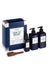 Murdock London How To Beard Master Edition Kit No Color