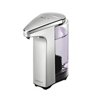 Simplehuman Brushed Steel Sensor Soap Pump