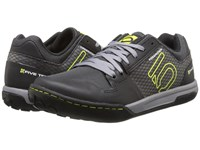 Five Ten Freerider Contact Black Lime Punch Shoes