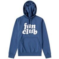 Wood Wood Fred Fan Club Hoody Blue