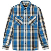 Neighborhood Cabella Shirt Blue