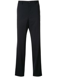Kent And Curwen Straight Leg Tailored Trousers 60