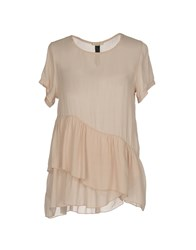 Toy G. Blouses Light Pink