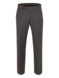 Pierre Cardin Halkirk Stripe Regular Fit Trouser Grey