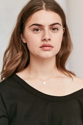 Urban Outfitters Audrey Icon Short Necklace Rose