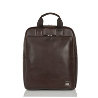 Knomo Dale 15 Tote Backpack Bag Brown
