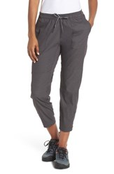 The North Face Aphrodite Motion Crop Pants Tnf Dark Grey Heather