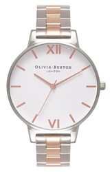 Olivia Burton Women's Big Dial Bracelet Watch 38Mm