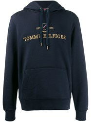 Tommy Hilfiger Icon Logo Embroidery Hoodie 60