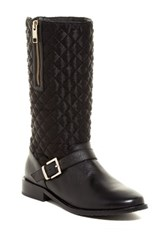 Elaine Turner Designs Tyler Quilted Riding Boot Black