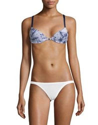 Design Lab Lord And Taylor Abstract T Back Bra