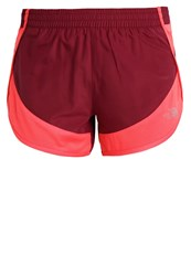 The North Face Altertude Hybrid Sports Shorts Red