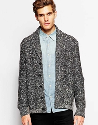 Denim And Supply Ralph Lauren Denim And Supply Shawl Collar Cardigan Black