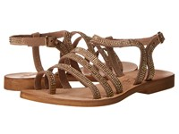 L Space Sicily Sandals Gold Women's Sandals