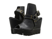 Sbicca Rayanne Black Women's Wedge Shoes