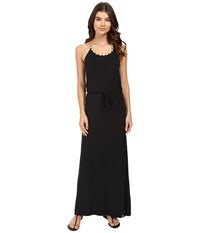 Bench Santa Catalina Dress Jet Black Women's Dress