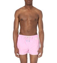 Oiler And Boiler East Hampton Swim Shorts Lilac