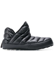 The North Face Cushioned Winter Sneakers Black