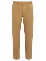 Acne Studios Ayan Chino Trousers Beige