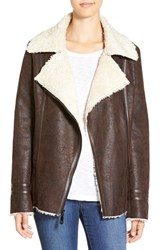Women's Vince Camuto Faux Shearling Jacket