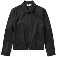 Proper Gang Gabardine Jacket Black