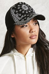 Forever 21 Paisley Print Dad Cap