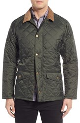 Barbour Men's 'Canterdale' Water Resistant Diamond Quilted Jacket