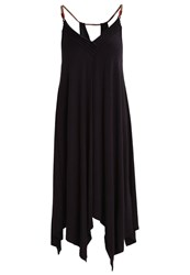 Khujo Niclette Summer Dress Black