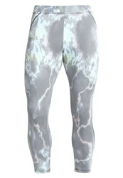 Onzie Core Tights Techno Light Grey