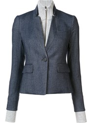 Veronica Beard 'Dickey' Blazer Blue